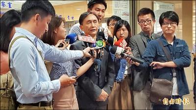 吳子嘉:韓國瑜被李佳芬拷打 才堅持提告