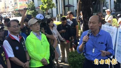高雄爆登革熱疫情 藍委要中央快處理 網轟:市長忙選總統