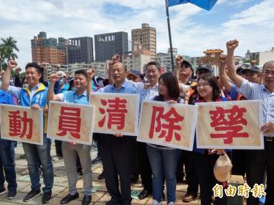 蘇貞昌要防疫「多加油」 韓國瑜:下週到政院報告需求