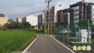 上班捷徑「解塞」! 竹北環北路一段286巷會勘研議3方案
