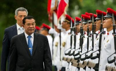 新加坡總理「入侵說」惹議 柬埔寨也發聲譴責