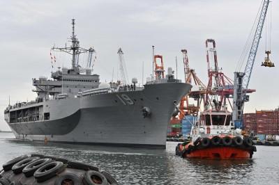 俄羅斯逼近美國軍艦險相撞 美軍嚴厲譴責:不專業!