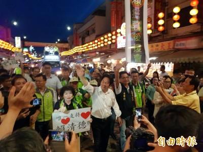 香港為鏡!賴清德強調千萬不能對中國存幻想