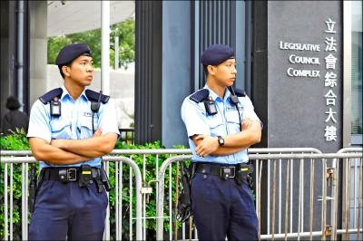 一國兩制陷香港於險境 美英反送中