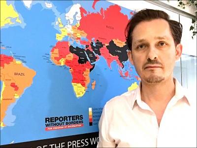 無國界記者示警 未來北京「想抓誰就抓誰」