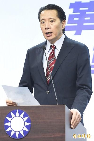 郭台銘再要求撤換中天電視轉播權 國民黨中央:沒有更換計畫