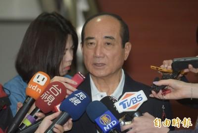 郭為初選槓國民黨  王金平:黨中央很多作法不談也罷