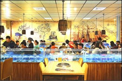【吃遍好滋味】大啖流水蝦 台中‧蝦盜聯盟