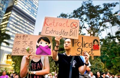 美國會評估香港特殊待遇 中國不滿