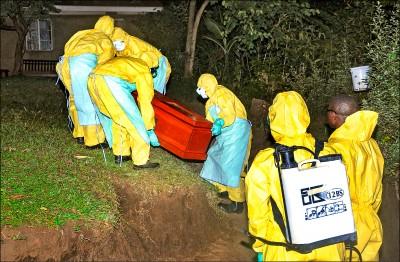 中非伊波拉疫情惡化 瀕緊急狀態