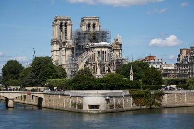 重建巴黎聖母院  將舉行火災後首次彌撒