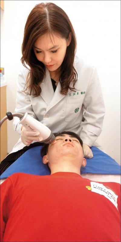 皮膚雷射進步 治療不必挑季節