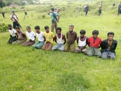 緬甸推行羅興亞穆斯林種族隔離政策 聯合國揚言斷援助