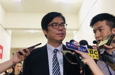 陳其邁赴高雄防疫 韓國瑜北上造勢 他怒:到底誰是市長?