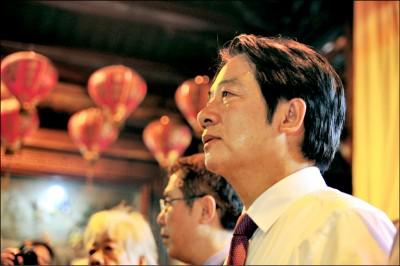 李俊俋建議賴清德列不分區 衝刺立委選情