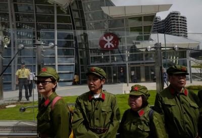 反送中後「加強溝通」?解放軍將開放3萬港人參訪軍營