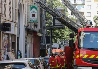 巴黎市中心老公寓大火 已知3死28人輕重傷