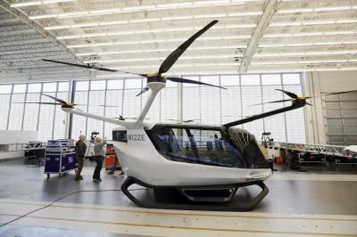 2024年奧運 巴黎推「空中計程車」 下飛機直接轉搭進市區