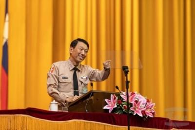 李喜明勉軍校生 能打勝仗才是軍人價值