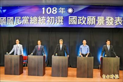 朱酸事業在中國 郭:隨時可轉移生產基地