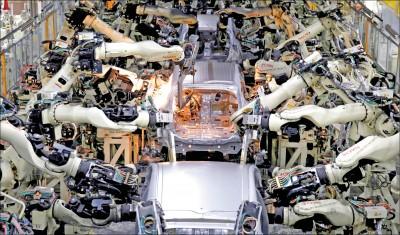 2030年機器人將取代2千萬個職缺