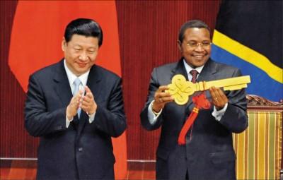 東非2國拒中資 一帶一路非洲受挫