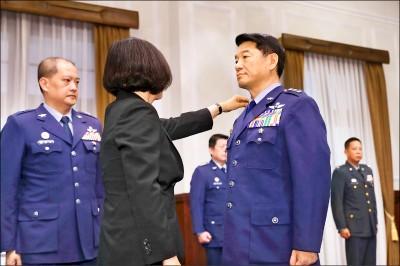 蔡下達9大任務 守護國家安全