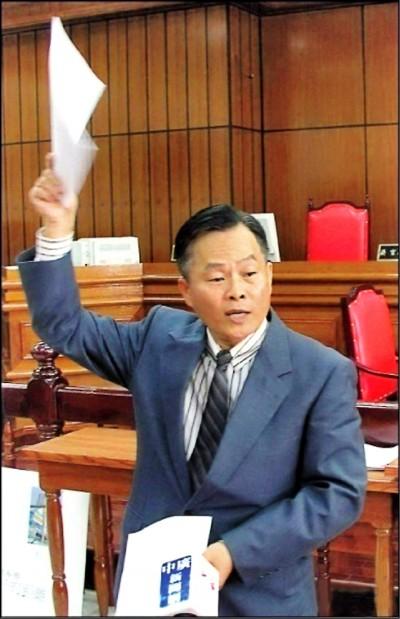 性騷免職提再審 前法官陳鴻斌這次栽了