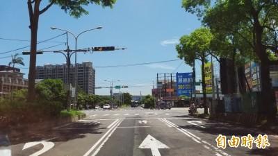 竹北環北五叉路口改善工程 車行地下道擬改為高架橋