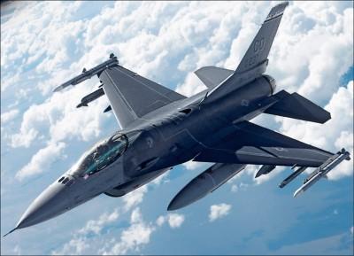 美售台F-16V有新進展 美媒:還有另筆831億軍售案