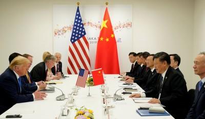 為中美談判鋪路?中國承諾提早放寬金融業准入限制