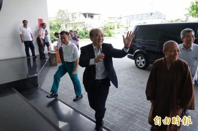 國民黨總統初選民調7/8起跑 猜猜王金平接到電話支持誰‧‧‧
