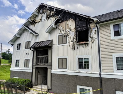 媽媽去夜店狂歡家裡卻起火 1嬰兒死亡、5幼童受傷