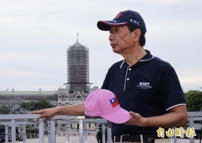郭台銘要總統半小時內收國旗帽 范雲:比3歲小孩還鬧