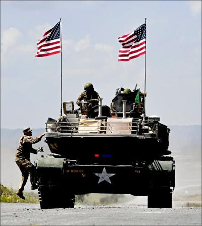 軍方︰汰舊換新 M1A2T將成即戰力