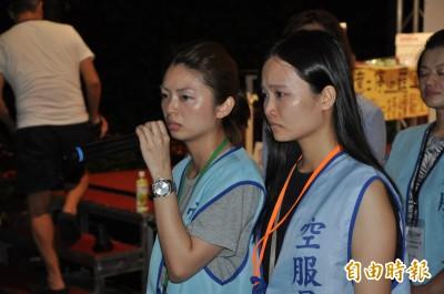 郭芷嫣剛當選工會理事 就被長榮航視為鷹派勢力