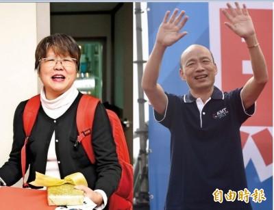 槓上韓國瑜遭韓粉霸凌 黃光芹曝:曾想用「這招」反擊