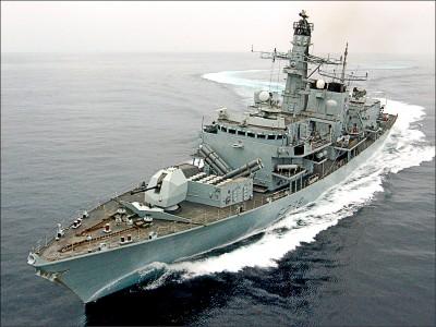 伊朗又劫油輪 英艦及時嚇退
