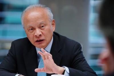 中駐美大使稱「台灣是中國一部份」 慘遭外國網友砲轟