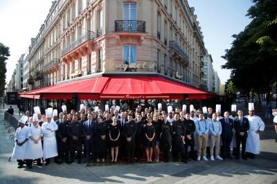 象徵法國穩定?法知名餐廳Fouquet's重新開張