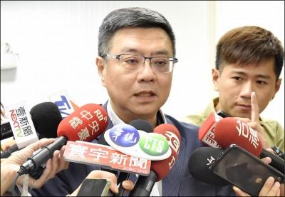 林飛帆今接民進黨副秘書長 卓榮泰︰黨需要更多批判性