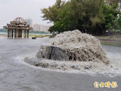高雄旗山、杉林、美濃區及屏東里港17里 1.5萬戶明將停水