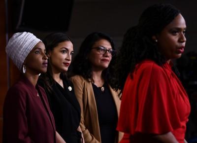 遭川普嗆「不爽就滾」美國4女議員籲冷靜:別中川普下懷