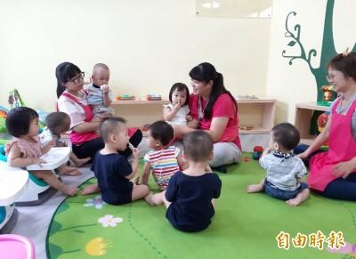 打造社區公托家園 台南將新增2處公共托嬰中心