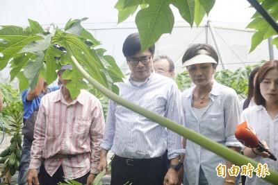 韓國瑜選總統 陳其邁:民眾會對他喊「NO,WE don't」