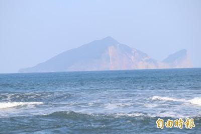 丹娜絲颱風海陸警報發布 龜山島明起封島2天
