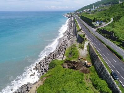 丹娜絲颱風逼近 公路總局:6省道、7路段需警戒