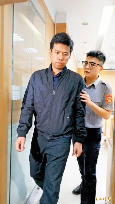 29歲少校吳宗憲 軍旅順遂