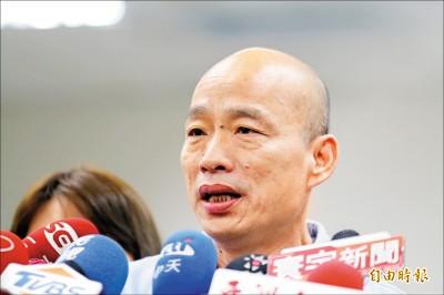 年輕選票流失逾半 韓怪罪網軍帶風向
