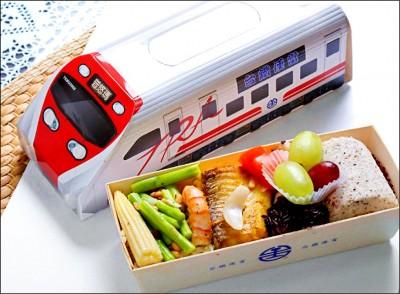 台鐵推普悠瑪素便當 台灣美食展就吃得到